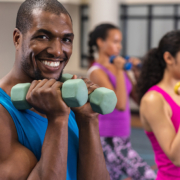 Fitness centers lose the elderly and the young win